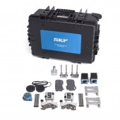 SKF TKSA 71/PRO Professional Wireless Laser Shaft Alignment Kit Contents