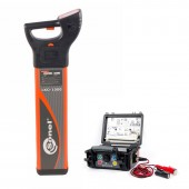 Sonel LKZ-1000 Pipe and Cable Locator - Dual Frequency with Passive Mode