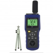 Supco EM5 Five-in-One Environmental Meter