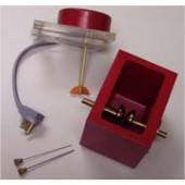 Hipotronics TCVDE Oil Dielectric Test Cell for ASTM D1816 testing