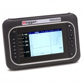 Megger TDR2050 Advanced Dual Channel TDR with Step and Pulse