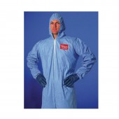 Tempro Coverall Dupont TM127S Protective Disposable Suit