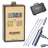 Delmhorst TM-100/SB/PKG Grain Temperature Thermometer Kit