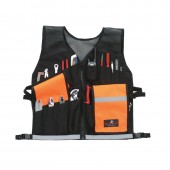 Safety ToolVest by Toolpak #94350