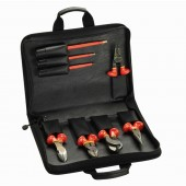 Cementex TR-8BEK - 8-Piece Basic Electrician's Insulated Tool Kit