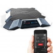 UEI Test Instruments WRS220 Smart HVAC Wireless Refrigerant Scale with 110 lb capacity (Phone Not Included)