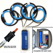 "Dent ElitePro XC Three Phase Power logger 16"" Flex Probe Value Kit"