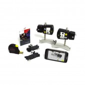 VibrAlign AT-50 Wireless Laser Shaft Alignment System with rugged IP68 tablet