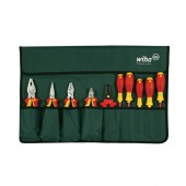 Wiha 32867 - Insulated Tool Kit - 10 Piece Pliers & Drivers Set