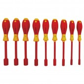 Insulated Nut Driver Inch 9 Pc Set