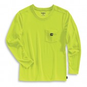 CRH-WK227BLM Women's Color Enhanced Long Sleeve T-Shirt